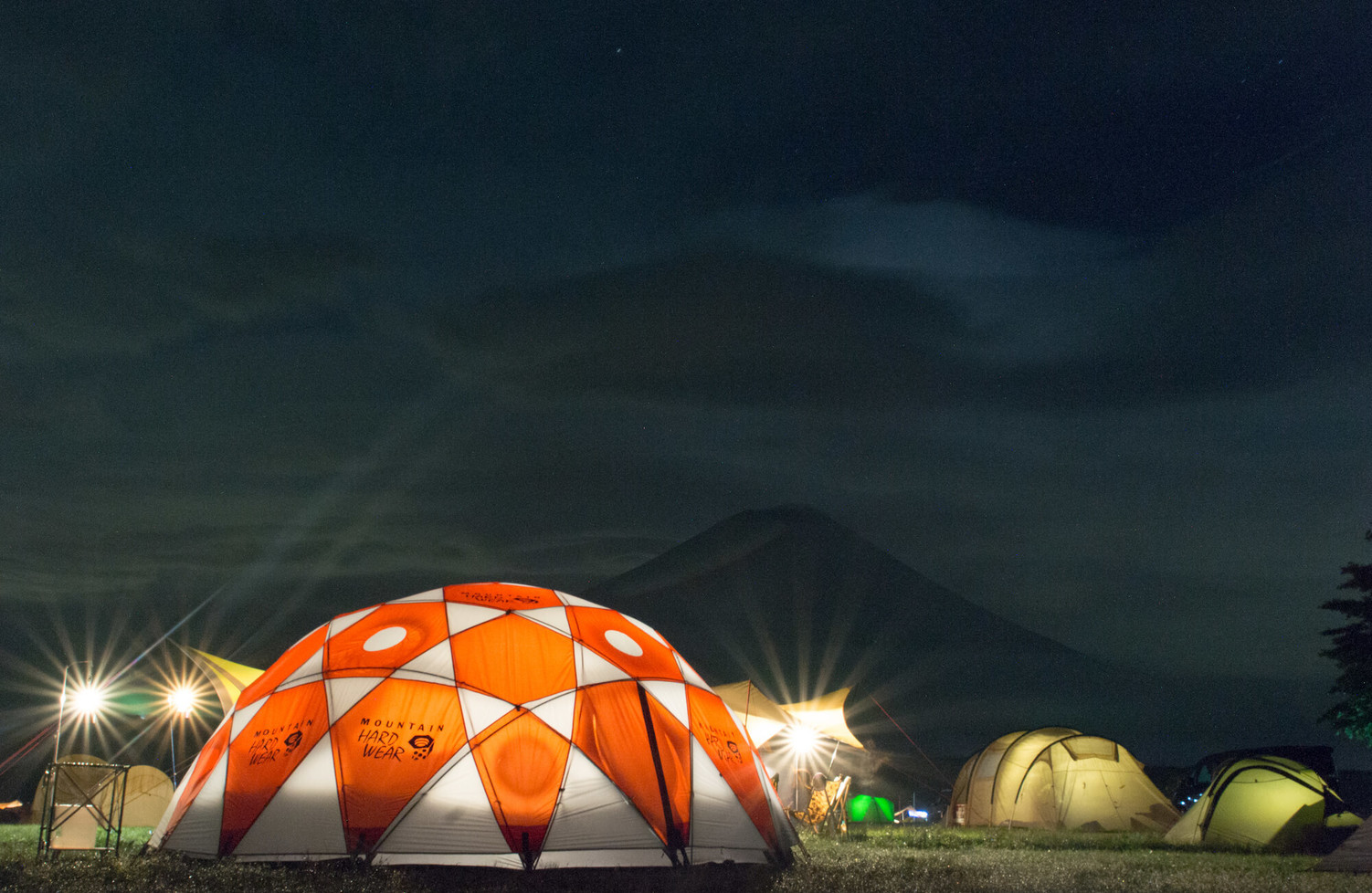 マウンテン ハード ウェア テント